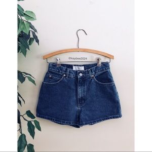 🌿 Vtg 90's Arizona High Waisted Denim Shorts 🌿